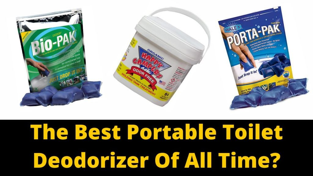 Best Portable Toilet Deodorizer Of All Time