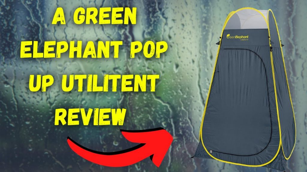 Green Elephant Pop Up Utilitent Review