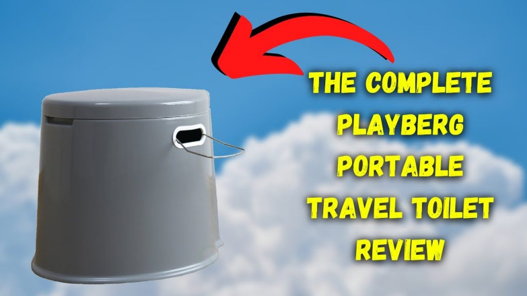 Playberg Portable Travel Toilet Review