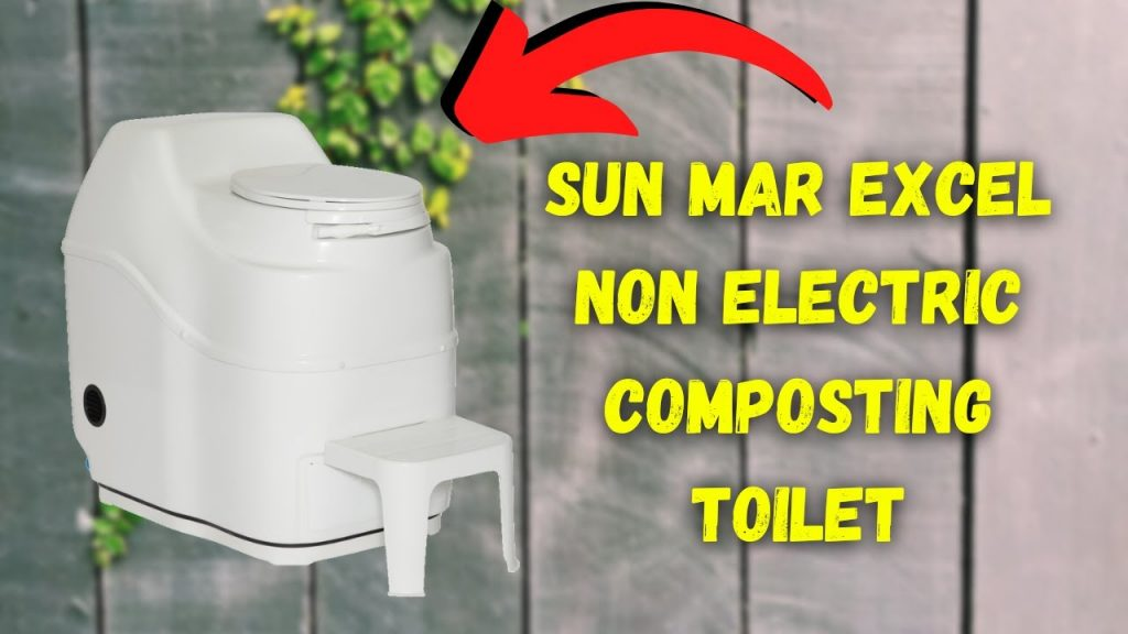 Sun-Mar Excel NE Non-Electric Self-Contained Composting Toilet Review