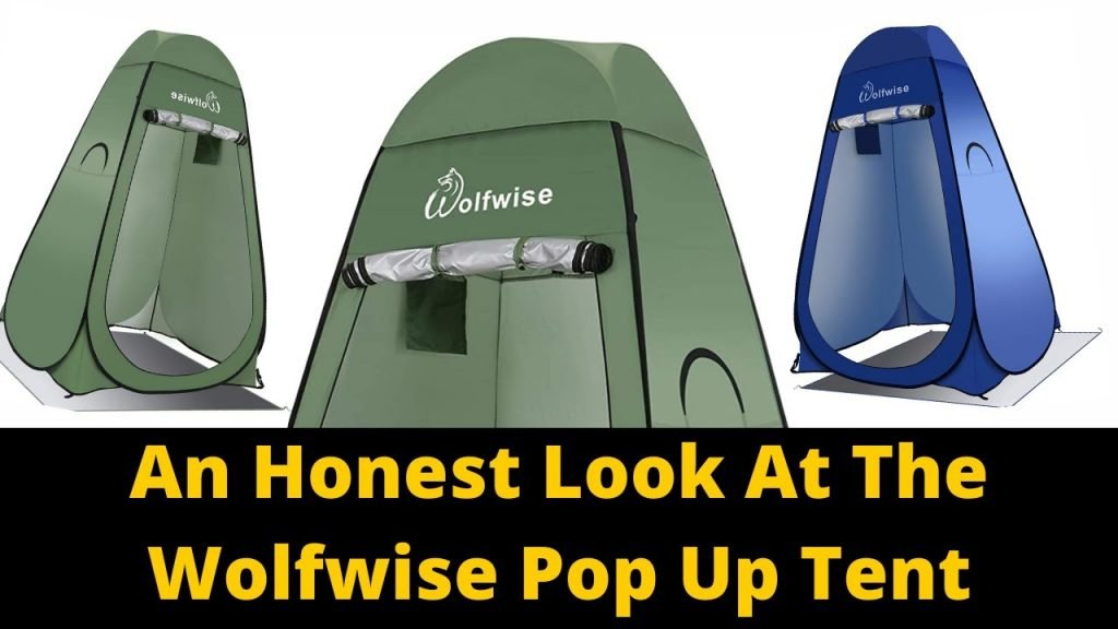 Wolfwise Pop Up Tent
